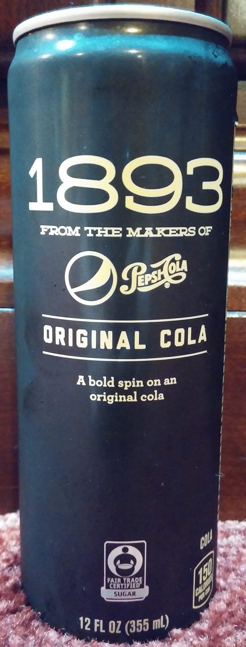 Why Is Root Beer Called Root Beer >> Drink Reaction: 1893 By Pepsi – The Rad Blog