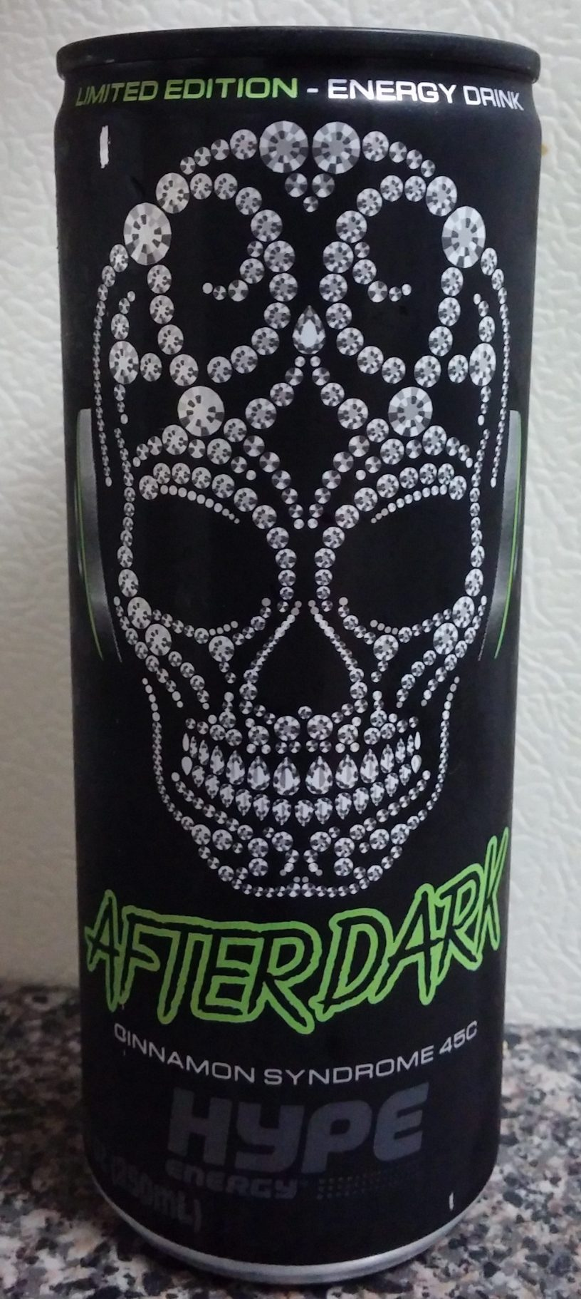 Drink Reaction: Hyper Energy- After Dark – The Rad Blog