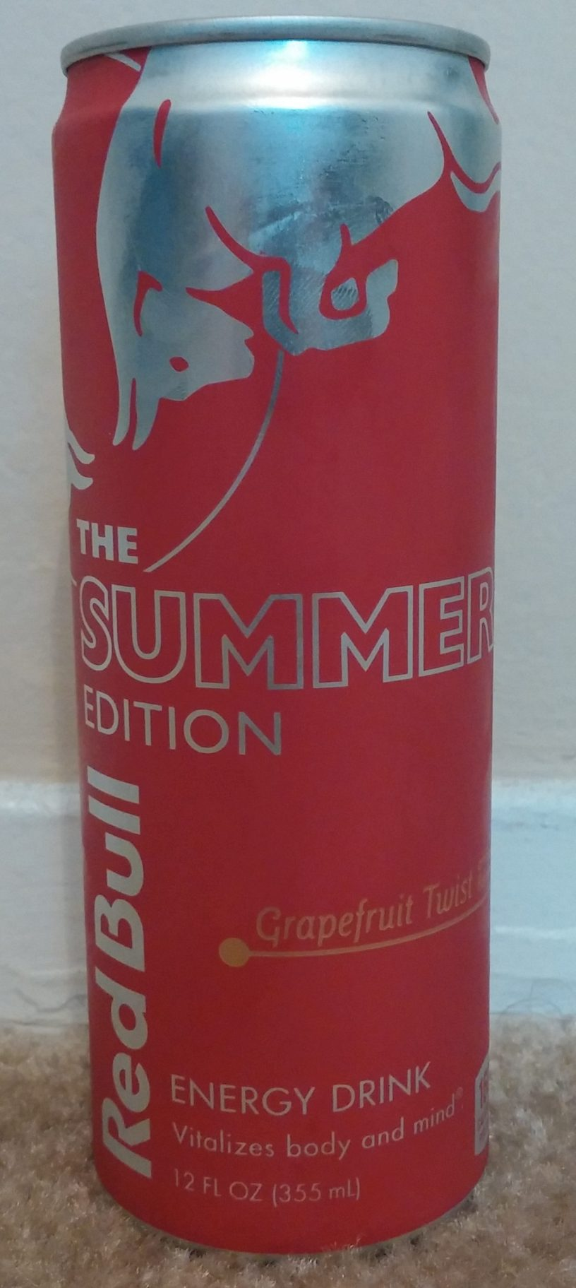 red bull summer edition 2018
